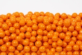 Orange Sixlets (1 Pound Bag)