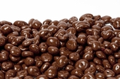 Milk Chocolate Covered Cranberries (25 Pound Case)