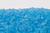 Blue Raspberry Rock Candy Crystals (1 Pound Bag)