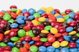Assorted Milk Chocolate M&M's Candy (25 Pound Case)