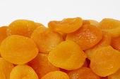 Turkish Dried Apricots (1 Pound Bag)