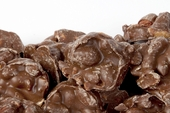 Chocolate Covered Peanut Clusters (4 Pound Bag)