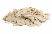 Natural Sliced Almonds (4 Pound Bag)