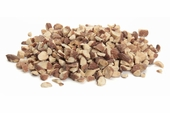 Roasted and Chopped Almonds (4 Pound Bag)