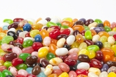 Jelly Belly Assorted Flavors beans (25 Pound Case)