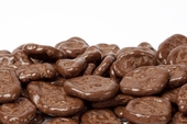 Milk Chocolate Covered Banana Chips (1 Pound Bag)