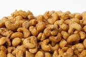 Honey Roasted Cashews (1 Pound Bag)