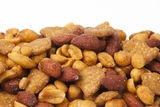 Honey Roasted Crunchy Snack Mix (25 Pound Bag)