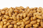Honey Roasted Virginia Peanuts (1 Pound Bag)