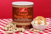 Peanut Butter Topping (6.5 Pound Can)