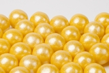 Pearl Yellow Gumballs (1 Pound Bag)