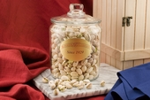 Colossal Pistachios (4.5 Pound Glass Jar)
