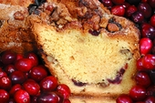 Cape Cod Cranberry Coffee Cake