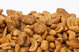 Honey Roasted Cashew Snack Mix (25 Pound Bag)