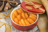 24oz Superior Glazed Apricots Gift Tin