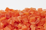 Dried Papaya - Diced (22 Pound Case)