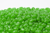 Jelly Belly Green Apple jelly beans (5 Pound Bag)