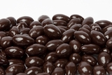 Dark Chocolate Covered Almonds (1 Pound Bag)