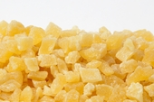 Dried Pineapple - Diced (22 Pound Case)