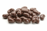 Milk Chocolate Covered Cashews (25 Pound Case)