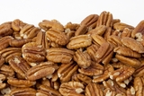 Raw Mammoth Pecans (1 Pound Bag)