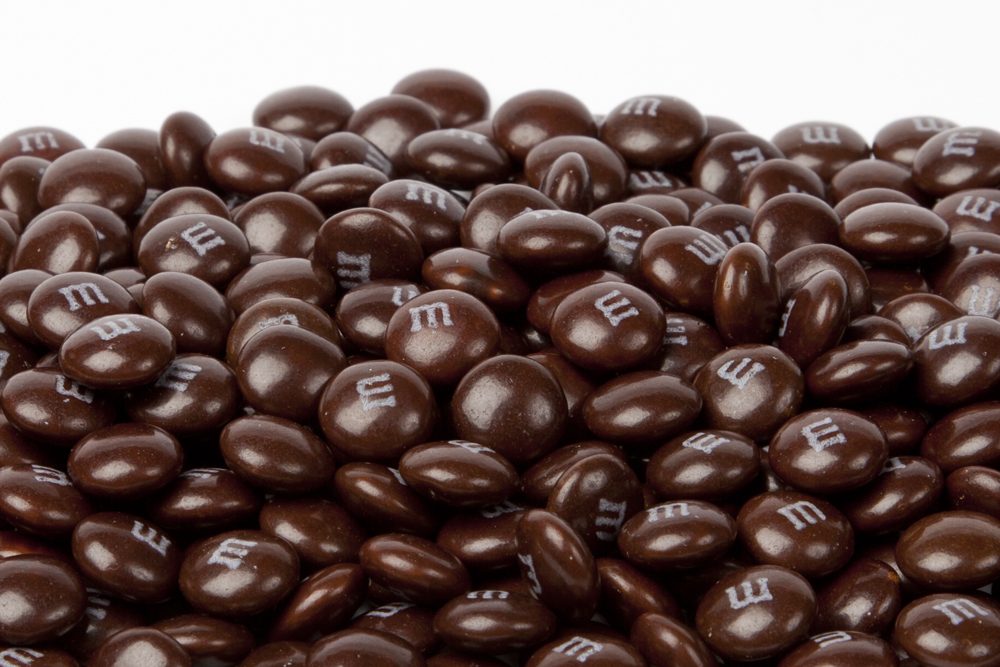 Magic Zoom Brown Milk Chocolate Mm S Candy 1 Pound