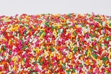 Rainbow Sprinkles (25 Pound Case)