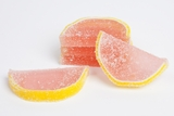 Pink Grapefruit Fruit Slices (1 Pound Bag)