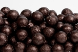 Brown Foiled Milk Chocolate Balls (1 Pound Bag)