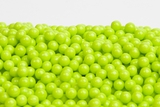 Green Sugar Candy Beads (10 Pound Case)