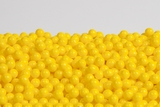 Yellow Sugar Candy Beads (5 Pound Bag)
