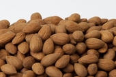 Raw 27/34 California Almonds (1 Pound Bag)