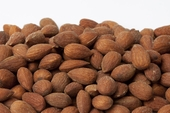 Roasted 27/34 California Almonds (1 Pound Bag)