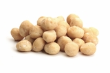 Roasted Macadamia Wholes (25 Pounds)