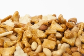 Natural Rice Crackers with Nuts (25 Pound Case)