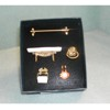 Bathroom Accessory Set   <br />MC17662