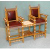 Double Seat For Pool Table    <br />3217IL