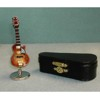 Guitar  with Stand & Case   <br />MUS006