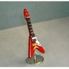 Guitar with Stand & Case   <br />MUS009