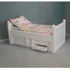 Bed, Single,    White     <br />T5249