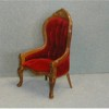 Victorian Gents Chair     <br />D6271