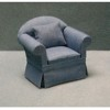 Chair, Denim    <br />LLA116