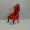 Victorian Ladies Chair       <br />D6272