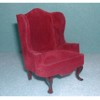 Wing Back Chair    <br />T6582