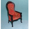 Victorian Gent's Chair     <br />CLA10702