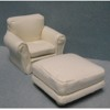 Chair and Ottoman   <br />CLA10894