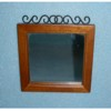 Mirror, Walnut  <br />M1024
