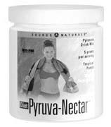Diet Pyruva-Nectar 760 mg, 11 oz Powder, Source Naturals
