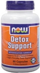Detox Support- 90 VCaps, NOW Foods