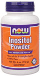 Inositol Powder Vegetarian - 4 oz., NOW Foods